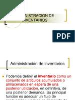 4.3.e. Administracion de Inventarios
