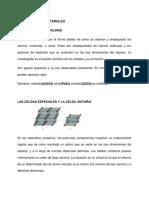 ESTRUCTURAS Cristalinas - Ciencias de los materiales