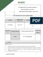Informe Practica 1 Ohmetro