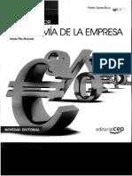 Economía de La Empresa p. 1