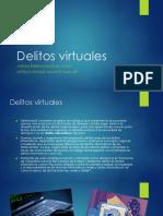 diapositivas sobre delitos virtuales