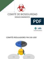 Presentacion Bioseguridad Medicina 2016