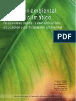 Educación Ambiental y Cambio Climático