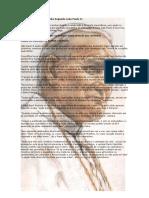 A Importância Do Coroinha Segundo João Paulo II