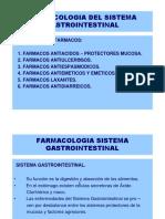 VI Farmacología Del Sistema Gastrointestinal