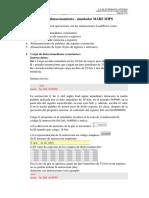 Practica 4 MIPS - Carga y Almacenamiento Informe