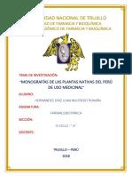 MORFOLOGÍA EXTERNA DE PLANTAS NATIVAS DEL PERU DE USO MEDICINAL.docx
