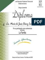 Diploma Conferencia