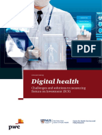 Digital Health Roi 2017