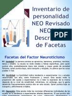 Interpretación NEOPI-R Facetas (1)