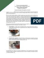Procesos de Mecanizacion - Deber1