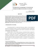 Artigo Zuleide - CONCEPÇÃO MATERIALISTA DA HISTÓRIA E CONCEITO DE CULTURA UM DEBATE SOBRE OS ESTUDOS CULTURAIS - Publicado.pdf