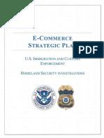 ICE-HSI - E-Commerce Strategic Plan (February 2018)