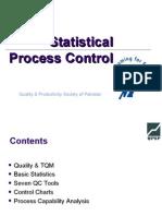 14142761 Statistical Process Control QPSP