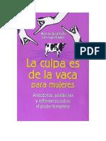 Bernal Marta Ines - La Culpa Es de La Vaca - Para Mujeres