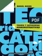 Teoría y Categorías Administrativas