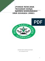 Program Kerja Mke