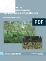 Inta Bordenave Produccion de Carne y Leche Bovina en Sistemas Silvopastoriles