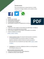 Cuestionario 8º Grado Informática II Parcial
