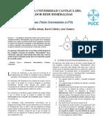 Informe AFD