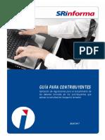 Guía para contribuyentes para la Aplicación de regulaciones para el cumplimiento de los deberes formales de los contribuyentes que ejerzan la actividad de transporte terrestre.pdf