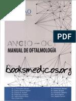 Angio OCT Manual de Oftalmologia
