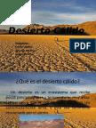Desierto Cálido