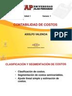 Ayuda 2 - Segmentación y Clasificación de Costos