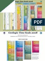 Geologic Time Scale 2008 XXXXX