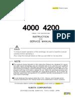 kubota 4000-4200