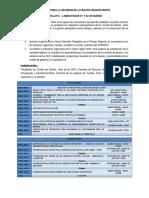 Agenda Macro Region Norte