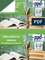 CLASE N°1 EDUCACION EN VALORES.ppsx