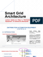 Distribution Automation Equipment - Chap 8