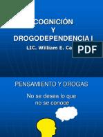 Cognicion y Drogodependencias
