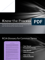 Know the Process - Part I