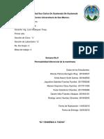 Reporte Biología y Química 4