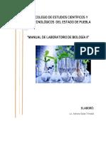 Manual de Practicas Biología 2