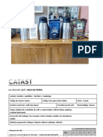 Café Maridaje, 5junio