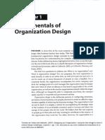 Kates and Galbraith (2007) Fundamentals of Organizational Design (1)