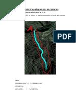 Caracteristicas Fisicas de Las Cuencas (1)