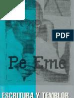 Marchant, Patricio - Escritura y Temblor.pdf