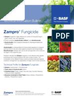 BASF TechBulletin Zampro Overview MedRes