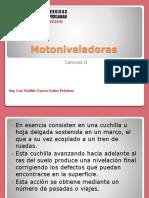 7 MOTONIVELADORAS