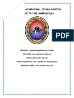 Problemática Chuquibamba
