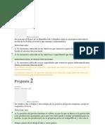 Evaluación Unidad 1 Politica Comercial Asturias