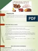 vitamina b5 y b6