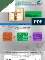 4. Qué es el SCTR