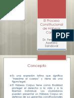 Diapositivas H. Corpus