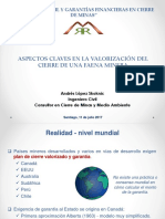 Aspectos Claves en Valorizacion CF - A. Lopez