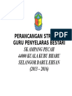 Cover Perancangan Strategik